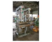 "24"" 2 SPINDLE ALLEN HEAVY DUTY DRILL PRESS"