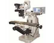 "10"" x 54"" SHARP MODEL TMV/MP-3 3-AXIS CNC KNEE MILL"