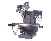 "10"" x 54"" SHARP MODEL TMV1/MP-2 2-AXIS CNC KNEE MILL"