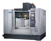 NEW SHARP SV-4328SX BOX WAY CNC VERTICAL MACHINING CENTER