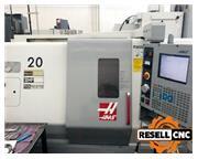 """Haas SL-20T - 2"""" Bar, 8"""" Chuck, 4,000 RPM, 2003"""