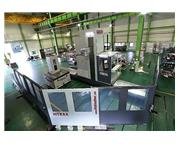 """Kiheung HiTrax-H 5.12"""" Ram CNC Floor Type Horizontal Boring Mill"""