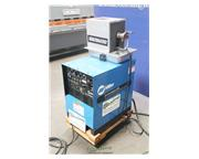 250 Amps, Miller #Syncrowave-250, foot pedal, power cord, Bernard cooler, casters, #A5374
