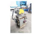 "14"" Kalamazoo # HSM14 , high speed semi-auto non-ferrous mitre saw, semi-auto air/oil"