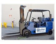 20000 lb. Caterpillar # T-200 , Forklift, dual propane tanks, hard tires, Hi-Lo trans., #8