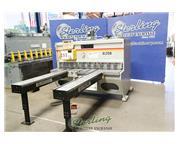 10 ga. x 6' Accurshear # 61356 , hyd power shear w/front CNC gauging, FOPBG, #A4734