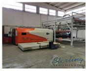Nukon # NFPROVENTO420 , 4000 watt, CNC fiber laser cutting, 4-Axis, #CD5155