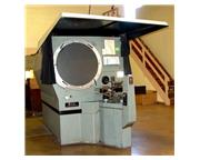"30"" Screen Jones  Lamson EPIC -130 OPTICAL COMPARATOR, DRO, PWR. TABLE, PWR LENS TURR"