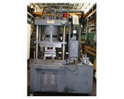 """200 Ton 4.5"""" Stroke M  N Hydraulics 1A-200 HYDRAULIC PRESS, Hobbing Press"""