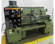 "16"" Swing 40"" Centers Nardini MS1640 ENGINE LATHE, Inch/Metric, Gap, Steady, Too"