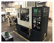 Spinner SB-CNC CNC LATHE, Siemens 810T, Gang Tool, FMB Vario Barfeed