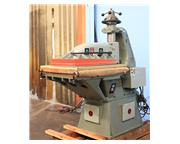 "25 Ton Herman-Schwabe DS CLICKER DIE CUTTING PRESS, 30"" x 40"" Table"