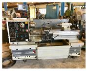 "15"" Swing 50"" Centers Clausing-Colchester 15"" ENGINE LATHE, Inch/Metric,Gap"