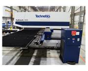 "20 Tons 50"" Throat Trumpf TruPunch 3000 CNC TURRET PUNCH PRESS"