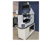 "14"" Screen Mitutoyo PH-350 HORIZ. PROJ. BENCH MODEL WITH STAND OPTICAL COMPARATOR, 2X"