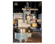 "36"" WEBSTER BENNETT FIXED RAIL VERTICAL BORING & TURNING MACHINE"