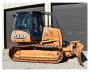 2011 CASE 750L LGP DOZER - W6910