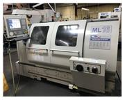 2014 Milltronics ML 16/40 2-Axis Combination CNC Turning Center