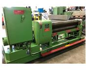 "WEBB  5' x 5/16"" Initial Type Power Bending Roll, S/N: 7888"