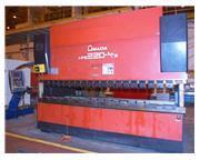 Amada HFE 220/4 242 Ton CNC Down Acting Hydraulic Press Brake
