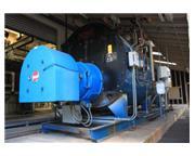 250 HP Hurst # 54-G-250-150 , 3-Pass Wetback Natural Gas Scotch Boiler, 150 psi, #7867