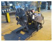 "2500 lb. Ransome # 25-P , welding positioner, 30"" table, power rotation/tilt, #8126"
