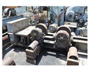 300 Ton, CME # 300HD , 600000 lb., tank turning roll driver idler set, Baldor PLC, #4348