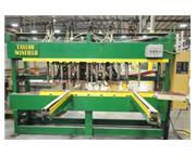 85 KVA Taylor-Winfield # 8510 , multi head spot welder, 10 heads, W/C, 1200 amp, #8037