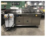 "Zenith # SSS-960 , ultrasonic strip cleaning system, 2.5"" strip width, 2014, #7984"
