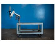 """Flex Arm # A-32 , pneumatic tapping station, 5/16"""" capacity, 24"""" x 48"""" tabl"""