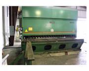 """1"""" x 12' Accurshear # 8100012 , hydraulic power shear, 48"""" FOPBG, 75 HP, 1999, #"""