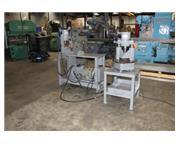 Whitney #606052 & 610069, hydraulic angle shear & corner notcher, 18 ton, #8107