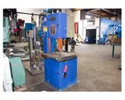 "20"" DoAll # 2013-V , vertical band saw, 26"" x 26"" tilting table, 154"""