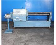 5' x 14 ga. Metalform # 504R-HDP-6014 , 4-roll hydraulic double pinch power roll, 2002, #6