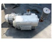 20 CFM, Busch # RCO250-B006-1001 , rotary vane vacuum pump, 10 HP, 1750 RPM, #7690