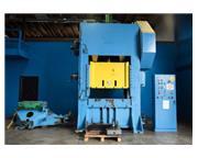 """200 Ton, Federal # S2-200-F , SSDC press, 2"""" str, 22"""" SH, 60"""" x 42"""" be"""