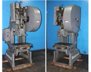 60 Ton, Rousselle # 6A , OBI punch press, serial #24968, #5701