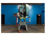 "60 Ton, Minster # 6 , OBI punch press, 3"" stroke, 17"" SH, 11"" throat, 20-15"