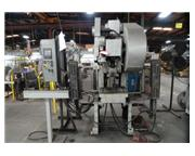 "25 Ton, Rousselle #3, OBI punch press, 2"" str, 10-3/4"" SH, 20"" x 14"" b"