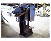 "7.5 Ton, Benchmaster # 7-1/2 , OBI punch press, 1-1/4"" stroke, 7-1/4"" SH, 260 SP"