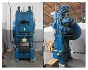 "400 Ton, Minster # 90-400 , knuckle joint press, 5"" str, 19"" SH, 30"" x 31&q"