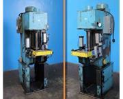 8 Ton, Denison # MULTIPRESS-WR87M/C-261 , tonnage gauge, dual hand control, 7-1/2 HP, #532