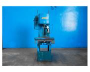"8 Ton, Denison Multipress # SO87MC204D , hydraulic C-frame press, 12"" stroke, #7360"