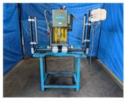 "2 Ton, Abex Dension Multipress # WUA-2TR , hydraulic C-frame press, 3"" stroke, 4-1/2&"