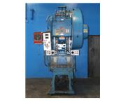 "45 Ton, Minster # 5SS , gap frame hi-speed punch press, 2"" str, air clutch & brake, #"