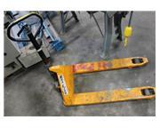 """Pallet Jack, Rollift # 5500 , 5500 lb., 6"""" x 48"""" forks, #5122"""