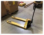 """Pallet Jack, Equiprite # 5500 , 5500 lb., 6"""" x 48"""" forks, #8067"""