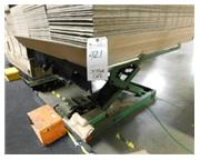 "4000 lb. Southworth , hyd scissor lift, 54"" x 42"" platform, 56"" work ht, el"