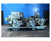 """No. 2A Warner & Swasey , M3470, 20"""" x 43"""", 4-Jaw chuck, power chuck wrench, 3 ve"""