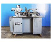 "Hardinge # TFB-H , toolroom lathe, 11"" swing x 18"" centers, coolant system, 1-1/"
